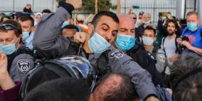 """""""هيومن رايتس"""": وحشية الاحتلال بحق الفلسطينيين ناجمة عن إفلاته من العقاب"""