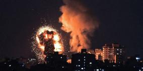 غزة: المقاومة تطلق 100 صاروخ والاحتلال يطلق عملية عسكرية