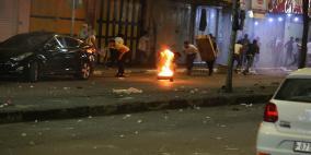 17 إصابة بالرصاص والعشرات بالاختناق خلال مواجهات مع الاحتلال في الخليل