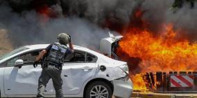قتيلتان إسرائيليتان بصاروخ أصاب مبنى في عسقلان