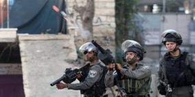 إصابات بالاختناق بمواجهات مع الاحتلال شرق بيت لحم