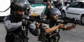 شرطة الاحتلال تستهدف الفلسطينيين في يافا بالرصاص