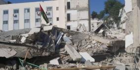 أبو جيش يدين تدمير مقر وزارة العمل في قطاع غزة