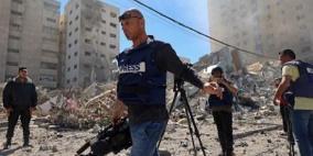 نقابة الصحفيين تضع مقرها في غزة بتصرف وسائل الاعلام