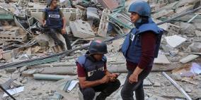 الاحتلال دمر أكثر من 33 مؤسسة إعلامية في غزة