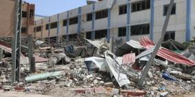 التربية: 27 طالبا استشهدوا وتضرر 46 مدرسة في العدوان