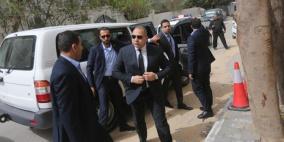الوفد الامني المصري يصل غزة عبر معبر بيت حانون