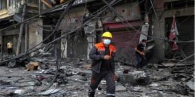 غزة: نفاد وشيك للوقود وتعطل مولدات الطاقة وضخ مياه الصرف للبحر