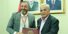 """""""القدس المفتوحة"""" و""""بال باي"""" توقعان اتفاقية لتسهيل تسديد الرسوم الجامعية"""
