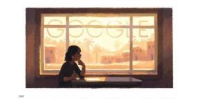 """من هي """"أليفة رفعت"""" التي يحتفل جوجل بميلادها"""