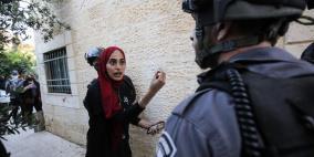 الاحتلال يعتقل أصوات حي الشيخ جراح