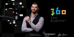 حاضنة أعمال Intersect تطلق مشروع Blueprint360 الأول من نوعه في فلسطين بالشراكة مع الخبير حسن قاسم