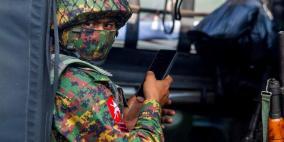 مصرع 12 شخصا في حادث تحطم طائرة عسكرية في ميانمار