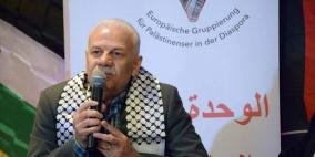 """""""التنفيذية"""" تستنكر اعتقال عضو المجلس الوطني عمر شحادة"""