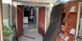 البيرة: إعادة فتح أبواب مؤسسة لجان العمل الصحي التي أغلقها الاحتلال