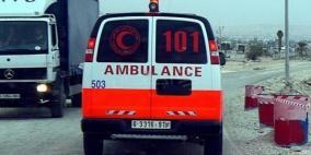 وفاة طفل بحادث دهس شمال قطاع غزة