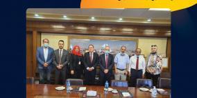 بنك الأردن يدعم المعهد الفلسطيني للطفولة التابع لجامعة النجاح