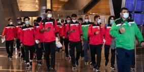 المنتخب اليمني يصل الدوحة بحثا عن استعادة الثقة عبر كأس العرب