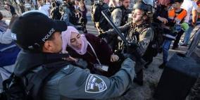 شخصيات عالمية تدعو بايدن لإنهاء التمييز والقمع ضد الفلسطينيين