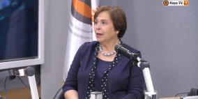 رندة سنيورة.. أول امرأة تتحدث عن نساء فلسطين في مجلس الأمن