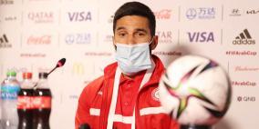 جمال طه: كأس العالم في قطر يعنيني كعربي، ونسعى للتأهل لنهائيات كأس العرب