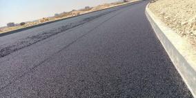 صور: الانتهاء من تعبيد المسار الرياضي الأول في رام الله