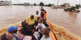قتلى ومفقودون جراء أمطار لا مثيل لها منذ نصف قرن في الهند