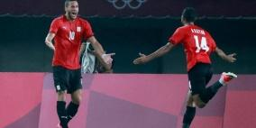 مصر تتأهل لربع نهائي أولمبياد طوكيو لمواجهة البرازيل
