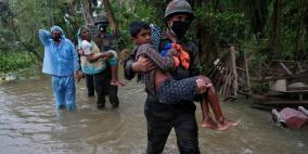 الهند.. انهيار أرضي بسبب الأمطار يودي بحياة 7 أشخاص