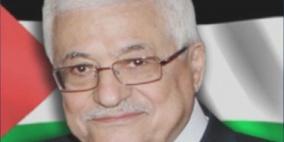 الرئيس عباس يهاتف قدورة فارس مطمئنا على صحته