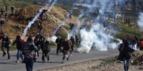 إصابة شاب برصاص الاحتلال شرق طوباس