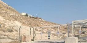 الاحتلال ينصب بوابة حديدية ويقيم برج اتصالات شرق بيت لحم