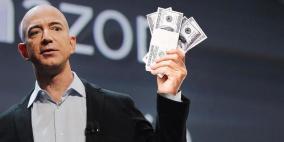 """مؤسس """"أمازون"""" يخسر 13.5 مليار دولار من ثروته"""