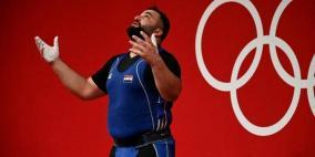 معن أسعد يقود سوريا لأول ميدالية أولمبية منذ 2004