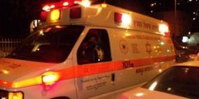 جديدة - المكر: إصابة شاب بجراح خطيرة جرّاء تعرّضه لإطلاق نار