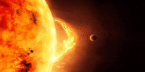العلماء يحذرون من عواصف مغناطيسية