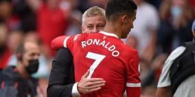 سولسكاير: رونالدو سيلعب حتى هذا العمر