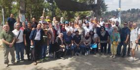 محميات فلسطين: السياحة الداخلية مدخل رئيسي لتحقيق النمو الشامل