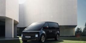 """شركة هيونداي موتور تطلق سيارة """"ستاريا"""" متعددة الاستخدامات في الشرق الأوسط وإفريقيا"""
