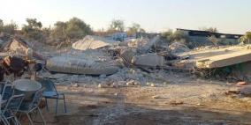 الاحتلال يجبر مواطنا على هدم منزله في كفر قاسم