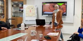 مركز علاج ضحايا التعذيب يعقد محاضرة توعوية حول مرض السرطان