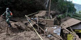 قتلى وجرحى في زلزال ضرب جزيرة بالي الإندونيسية