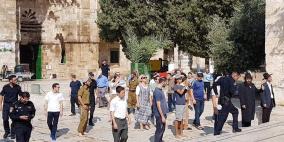 المقدسيون يتأهبون لصد اقتحامات المستوطنين