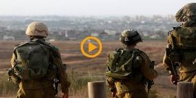 """الاحتلال يهدد بالرد على """"ليزر المقاومة"""""""