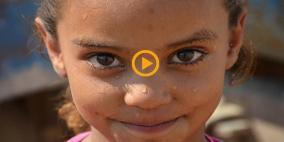 أطفال العوجا تحت تهديد الاحتلال
