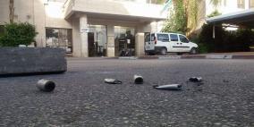 اصابات بالاختناق شديد باقتحام الاحتلال لمشفى بقلقيلية
