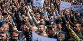 ما حقيقة وقف السلطة رواتب موظفيها بغزة؟