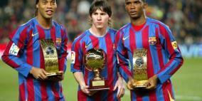 نجم برشلونة السابق قد يعود للفريق لتعويض ديمبلي