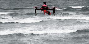 طائرة بلا طيار للإنقاذ من الغرق تغني عن المنقذين!