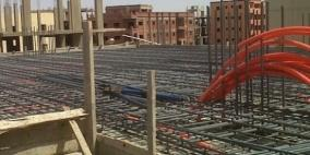 جنين: إصابة 7 عمال في مبان قيد الإنشاء